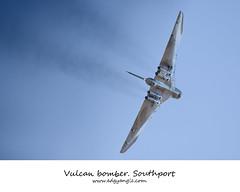 Vulcan bomber, Southport (Ianmoran1970) Tags: light sexy canon zoom aircraft skylight fast nuclear airshow v strike british vulcan noise bomber powerful southport noisy avro deterrent xh558 ianmoran ianmoran1970