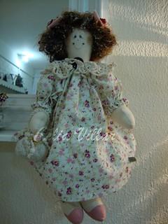 Boneca Florinda