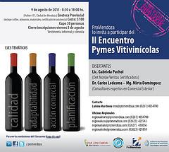 Bodegas locales definirán acciones para el sector vitivinícola