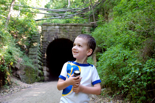 Stewart Railroad Tunnel