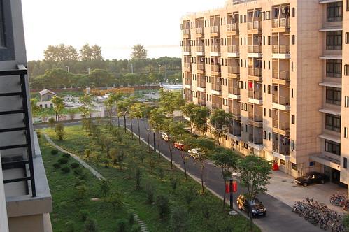 China university dormitory 4