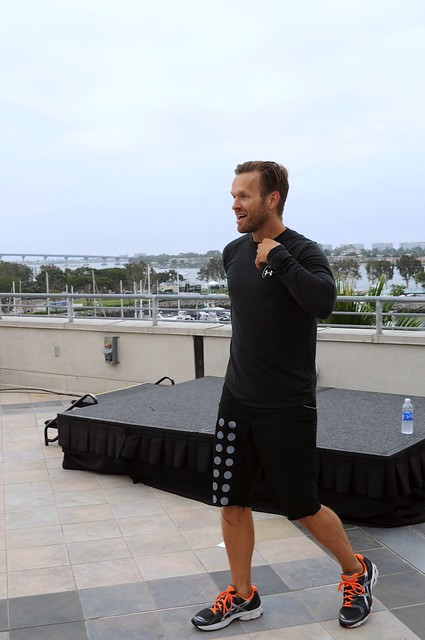 Bob Harper-BlogHer11'