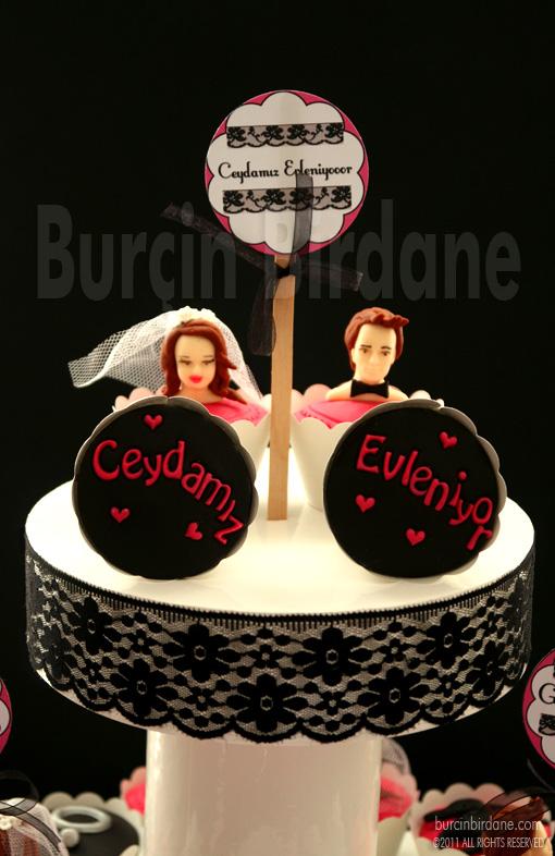 Bekarliga Veda Cupcake 2