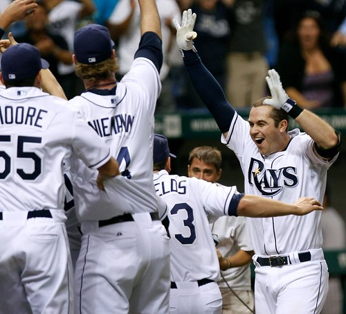 Tampa Bay Rays, 2011 AL Wild Card by MikeWas