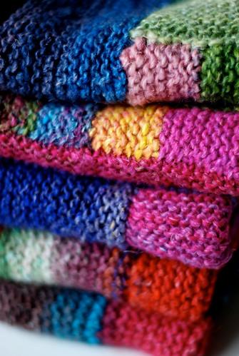 Fussy Cuts Blanket