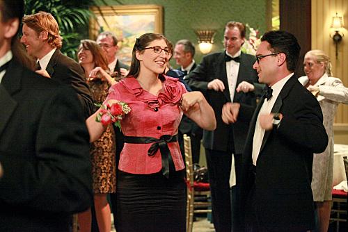 Amy and Leonard