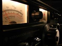 Ham Radio-1970's vintage radio (Daryll90ca) Tags: hamradio ts520