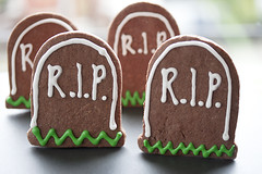 RIP3 (Crepes of Wrath) Tags: food orange recipe dessert cookie sweet chocolate icing royalicing