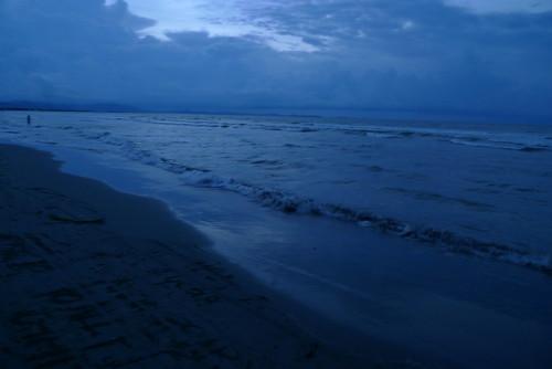 Lingayen Beach Night Shot