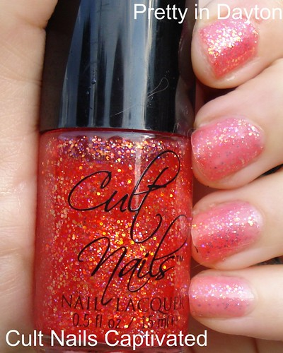 Cult Nails - Captivated