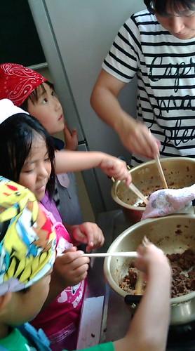 バラ寿司作り体験 by ぴゅあ常吉人