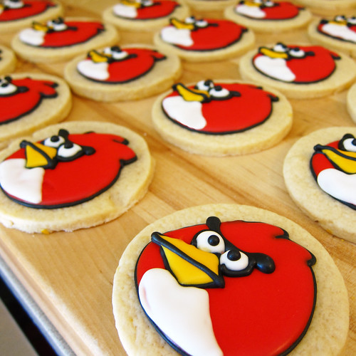 ANGRY BIRDS COOKIES 6