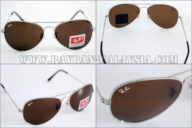 Aviator 3025- Silver Brown COMBINE