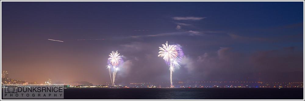 2011 San Francisco Treasure Island 4th of July.