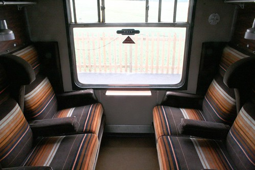 1st class intercity carriages