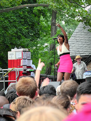 Fitz & The Tantrums at Central Park 2011