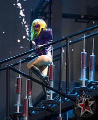 Lady Gaga - Lollapalooza - Grant Park, IL - Aug 2010