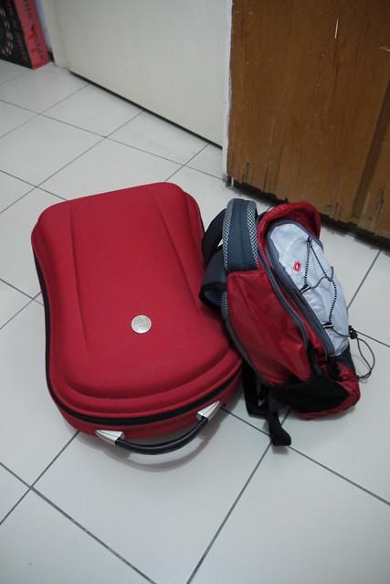 簡單的行李