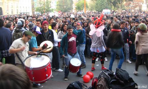 Besatón por la Educación (Chile) | Besaton for Education (Chile)