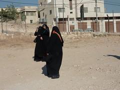 Mujeres Jerash (turiskopio) Tags: hijab jordan viajes niqab jerash jordantrip viajar jordania