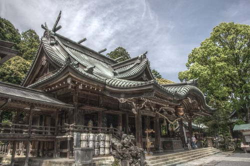 Mt Tsukuba Shrine