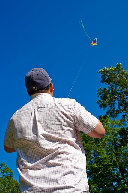 190/365 - July 9, 2011 - Go Fly a Kite