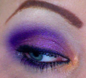 Smokey Purple EOTD 2