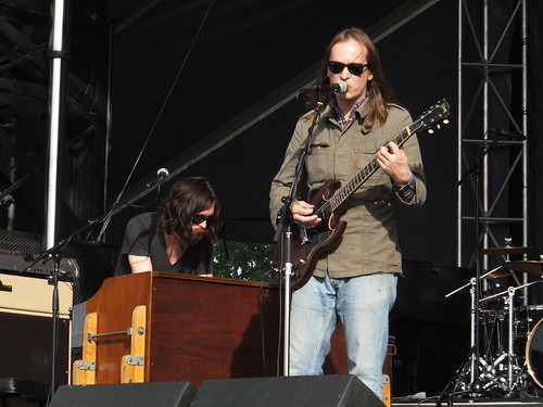 The Greenhornes at Ottawa Bluesfest 2011