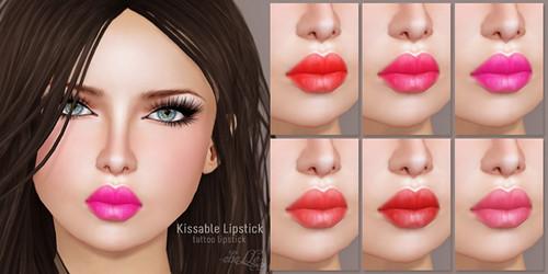 cheLL - Kissable Lipstick