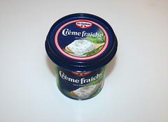 06 - Zutat Creme fraiche kräuter