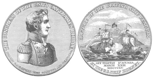 James Biddle medal