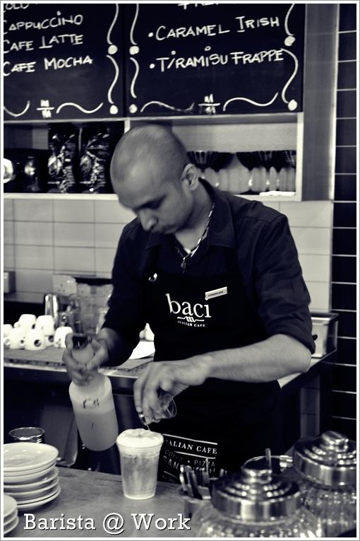 Barista @ Work - Baci