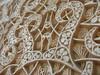 detalle decoración alhambra