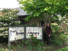 """Fort Bragg Public Library • <a style=""""font-size:0.8em;"""" href=""""http://www.flickr.com/photos/82112822@N00/5929002544/"""" target=""""_blank"""">View on Flickr</a>"""