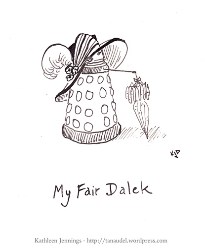 My Fair Dalek