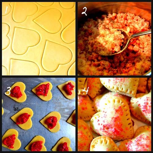 Raspberry tart how to