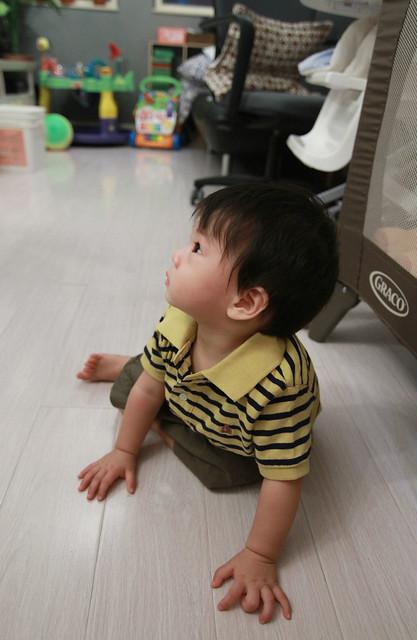 Baby Gap Polo Tee