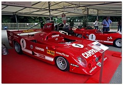 1975 Alfa Romeo Tipo 33TT 12 Sportscar. Goodwood Festival of Speed 2011 (Antsphoto) Tags: uk classic car sussex britain historic fos motorracing goodwood carshow sportscar motorsport racingcar chichester autosport motorcar sigma1020mm 2011 hstoric goodwoodfestivalofspeed goodwoodhouse canoneos40d antsphoto anthonyfosh goodwoodfestivalofspeed2011 gooodwoodhouse 1975alfaromeotipo33tt12