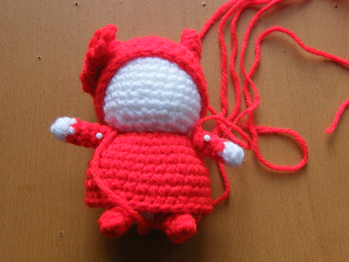 WIP Wednesday - Hello Kitty Devil