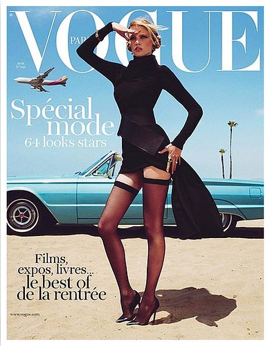 vogue paris agosto
