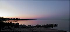 Danish sunset (TenZNL.com) Tags: sunset beach strand zonsondergang pentax danmark fredericia denemarken sigma1770 k20d tenznl