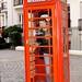 Cabines telefônicas símbolo de Londres