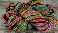 'Uptown Girl' 8.5oz Mtn Meadow Wool
