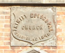 Trinity Church marker