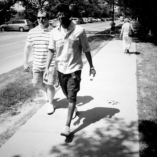 Sidewalk Strangers