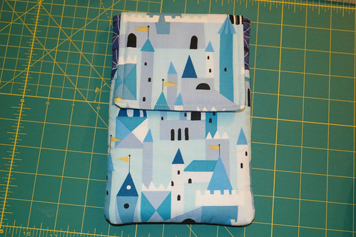 Castle Peeps Kindle Case