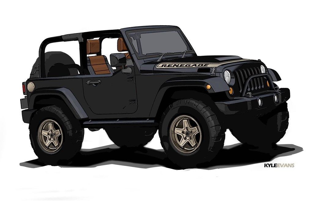 School research paper on jeeps
