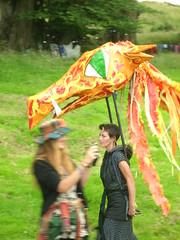 Opening Ceremony dragon 1