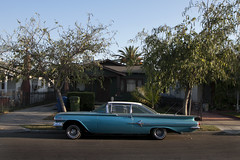 HP Car (susan catherine) Tags: highlandpark impala citylandscape losangles