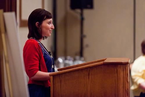 Keynote Speaker Amy Clark of MomAdvice.com